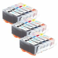15 Ink Cartridges (5 Set) for Canon PIXMA iP4600, MP550, MP630, MP990