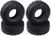 "RC 114mm 1.9"" Tires Tyre for Traxxas TRX-4 SCX10 D90 1/10 RC Rock Crawler Car"