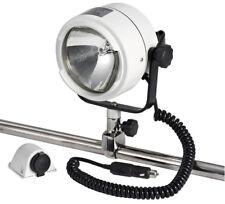 Osculati Suchscheinwerfer mit Cockpitanschluss Utility 12 Volt 100+100W Leuchte