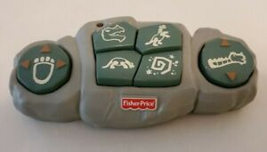 Fisher Price Remote Control Spike Ultra Dinosaur *Remote Only* Tested +Free Ship