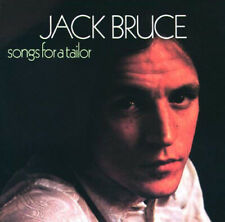 Jack Bruce : Songs for a Tailor CD Remastered Album (2003) ***NEW*** Great Value