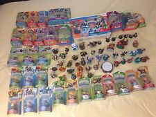 Skylanders Lot 85 Trap Team, Swap Force, Giants, Spyros Adventure 3ds Wii  RARE