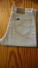 Stonewashed Regular Length 32L Jeans Lee for Men
