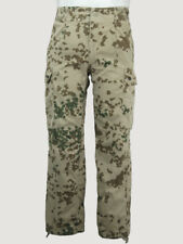 "Ejército Alemán Tropentarn Combate Pantalón GR2, Talla 32"", cintura, longitud 29"""