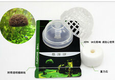 Aquarium Cultivation moss Float ball for Crystal Red Shrimp (not Include moss)
