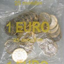 Ek // Sachets d'origine 1 euro Portugal 2003 : 25 Pièces