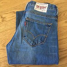 Prix Choc ! Jeans LEVIS Original 506 Bleu W29 L32 Très Bon État (coupe 501) SF2