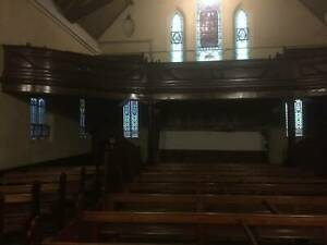 Church Pews hardwood good condition