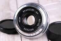 INDUSTAR-50 USSR lens 50mm f/3.5 M39 SLR for Zenit 3M KMZ Russian