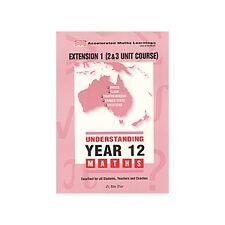 Year 12 Extension 1 HSC Maths