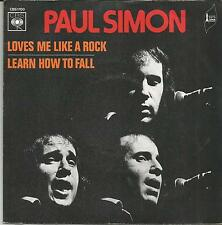 PAUL SIMON Loves me like a rock FRENCH SINGLE CBS 1973