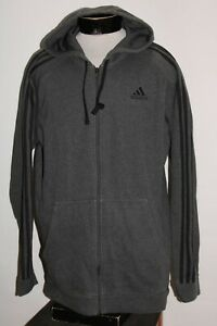 ADIDAS Mens LT Large-TALL hoodie/hooded Sweatshirt Combine ship Discount
