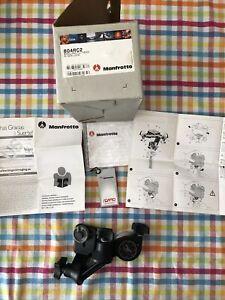 Bogen Manfrotto 3025 3 Way Pan Tilt 3D Tripod Head Professional Camera Support