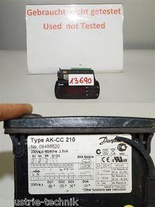 Danfoss Ak-Cc 210 Cold Storage Controller Not Tested