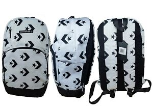 Converse Backpack/Laptop Bag Size XL White and Black