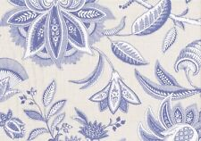 Waverly Fabric Field of Dreams Mist Sand Lavender Cotton    Drapery Upholstery