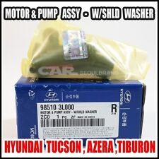 Hyundai Accent Tiburon Azera Tucson Windshield Washer Motor Pump OEM 98510-3L000