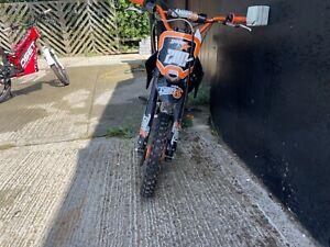 Stomp thumpstar pit bike 110cc 2016