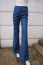 Jeans Femme Vintage Année 70 taille 38 patte d'eph Flared