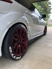 Ford Focus ST Side Splitter/Extensions