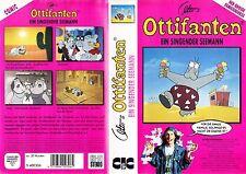 VHS Ottos Ottifanten - Ein singender Seemann - CIC
