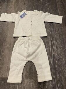 Jacadi Paris Baby Girl set (6M)