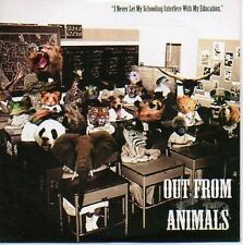 (P74) Out From Animals, I Never Let My Schooling- DJ CD