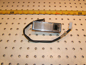 Jaguar Early 1990s XJ6 Front seat Back rear dome OEM 1 Light,Type 2 with Harness