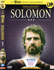 The Bible - The story of Solomon DVD - Loiuse Lombard F. Murray Abraham (NEW)