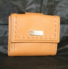 TRUSSARDI LUXUS KALBSLEDER GELDBÖRSE LEATHER WALLET MADE IN ITALY