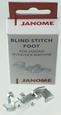 Janome Blind Stitch Foot - Overlocker, My Lock, Hem, Serger, Snap On, Elna, SALE