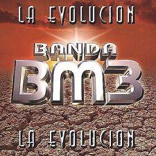 Banda BM3 La Evolucion CD New Nuevo Sealed