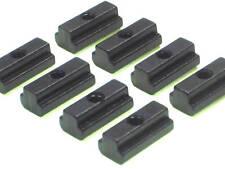 OREX   8 Muttern für T-Nuten lang , M6 für 8 mm T-Nute ,T-Nutenstein