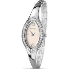 Sekonda Ladies Watch Pink Dial Stainless Steel Case and Bracelet Sk2059