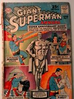 Superman Annual #7 (1963) DC Comics GD Comic Book First Wife Anniversary Issue