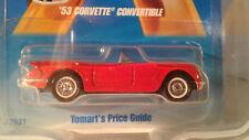 HOT WHEELS '53 Corvette Convertible Spec Ed Tomarts price Guide #23531 (HW072