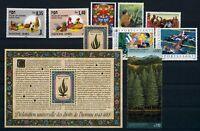 UNO Genf Jahrgang 1988 postfrisch MNH (UN72