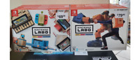 Nintendo Labo Bundle Variety Kit & Robot Kit Toy-Con Switch