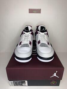 Nike Air Jordan Retro 4 Paris Saint-Germain size 12 In Hand CZ5624-100