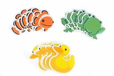 Bath Tub Shower Stickers COMBO Pack -  Nemo Decals Treads Non-Slip Applique Mat