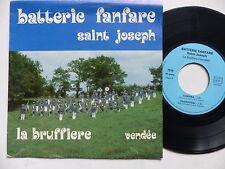 Batterie fanfare Saint Joseph La Bruffiere Vendée Curitiba Clairovent .. 7910
