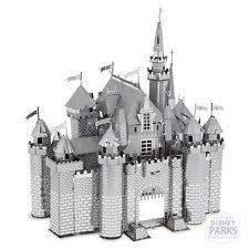 Disney Parks Sleeping Beauty Castle Metal Earth 3D Model Kit