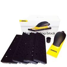 Mirka Handblock Kit 70x198mm Hook-It Multi Head Sanding Block - Abranet Strips