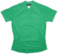 Canari Cross Sport Womens Cycling Jersey Medium M MD Bamboo Green