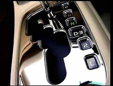 TOYOTA HILUX VIGO/FORTUNER 2004-2010 A/T4SPEED STAINLESS STEEL GEAR SHIFT COVER