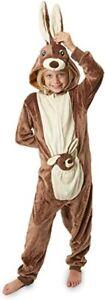CityComfort Kangaroo All in One Fleece Pyjamas Jumpsuit for Kids Children