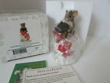 Charming Tails Figurine 98/437 Good Things Come In Small Packages New In Box
