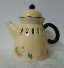 Home Interiors Decorative Tea Pot Candleholder New In Original Box Mint Conditio