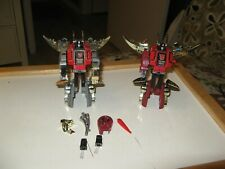 Transformers G1 & G2  Lot of Two Snarl  Bodies For Fix or Repair