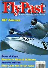 Flypast 1995 December Bell 47,Vulcan,Catalina